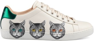 Gucci Women's Ace sneaker with Mystic Cat