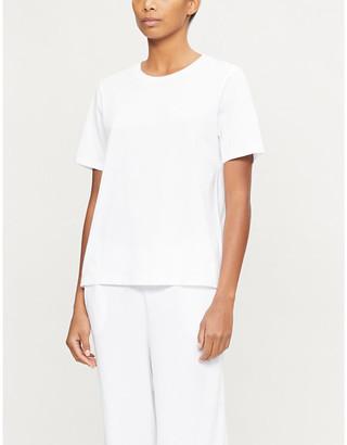 Selfridges Sabine cotton-jersey pyjama top