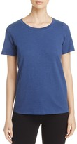 Eileen Fisher Organic Cotton Tee