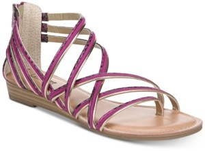Carlos by Carlos Santana Amara 6 Flat Sandals Women's Shoes