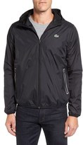 Lacoste Men's Sport Hooded Zip Jacket