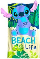 Disney Stitch Swim Towel for Baby - Personalizable