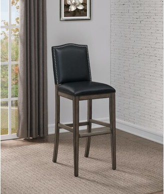 "American Heritage Chase 34"" Bar Stool (Set of 2"