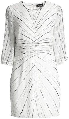 Parker Black Petra Sequin Dress
