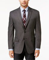 MICHAEL Michael Kors Men's Classic-Fit Black and White Houndstooth Sport Coat