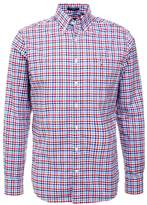 Gant THE BROADCLOTHGINGHAM Shirt red