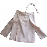 Ports 1961 Pink Wool Skirt for Women