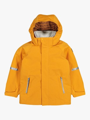 Polarn O. Pyret Children's Waterproof Shell Coat