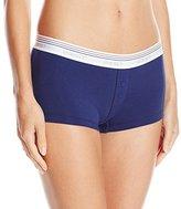 2xist Women's Retro-Cotton Boy Short