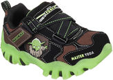 Star Wars Skechers Yoda Street Lightz Boys Athletic Shoe - Toddler