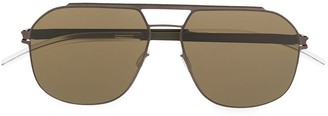 Mykita Selleck aviator-shaped sunglasses