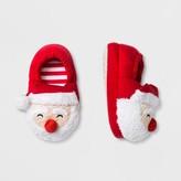 Wondershop Toddler Santa Slippers - Wondershop Red