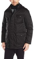 Tumi Men's Signature Lux Poly Jacket with Removable Bib