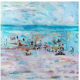 Pottery Barn Beach Day Canvas
