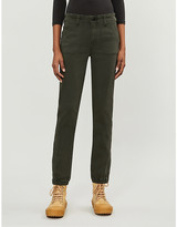 Paige Mayslie stretch-woven trousers