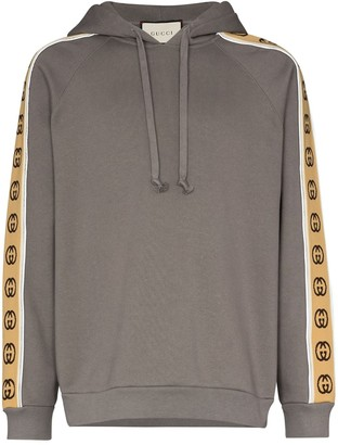 Gucci Logo Tape Hoodie