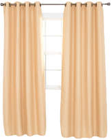 CAMBRIDGE HOME Cambridge Home Linen Look Blackout Grommet-Top Curtain Panel