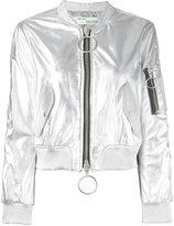Off-White zipped jacket
