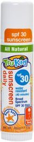 TruKid Sunny Days SPF 30-Plus Water-Resistant Sunscreen Stick, 0.62-Ounce