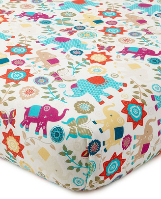 Levtex Zahara Fitted Crib Sheet