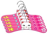 Kidorable Lucky Cat Infant Hanger Set, Small 5 by