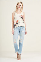 True Religion Embellished Palm Womens Tank