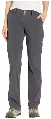 Marmot Kodachrome Convertible Pants (Dark Steel) Women's Casual Pants