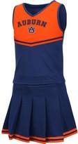 Colosseum Girls Youth Navy Auburn Tigers Pinky Cheer Dress
