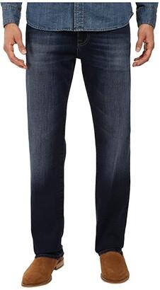 Mavi Jeans Zach Classic Straight in Dark Brushed Williamsburg (Dark Brushed Williamsburg) Men's Jeans