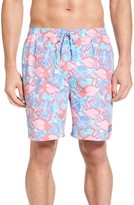 Vineyard Vines Men's Crab Shell Chappy Swim Trunks
