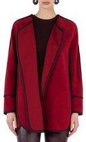 Akris Punto jacket cape jacket long cash
