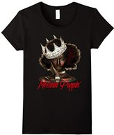 Women's Melanin Poppin T-Shirt for Black or African American Women