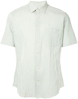 Durban Striped Short-Sleeved Shirt