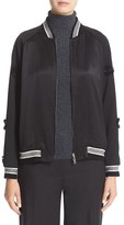 3.1 Phillip Lim Women's Embellished Tuxedo Bomber Jacket