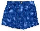 Nautica Plaid Cotton Boxer Shorts