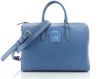 Versace Palazzo Medusa Duffle Bag Leather Medium