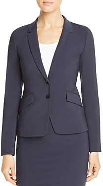 HUGO BOSS Jiletara Fundamental Blazer