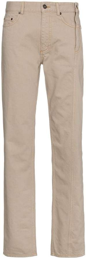 Y/Project Y / Project Side Fastening Jeans