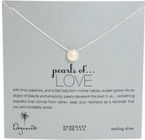 Dogeared Pearls of Love Necklace Necklace