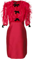 Giambattista Valli ruffled top dress