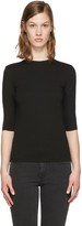 Acne Studios Black Idra T-shirt