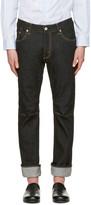 Junya Watanabe Black Stretch Jeans