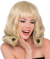 Rubie's Costume Co Costume 60-Feet S Revolution Blonde Flip Bob Wig