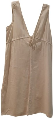 Non Signã© / Unsigned White Linen Dresses