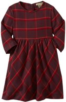 Anthem of the Ants Chalet Plaid Dress (Toddler/Kid) - Winterberry-2T