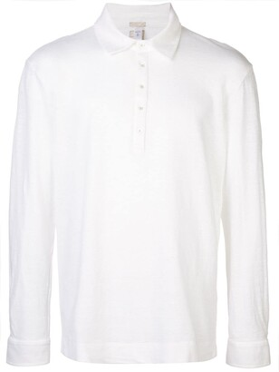 Massimo Alba long sleeve polo shirt