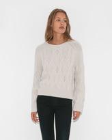Nili Lotan Cashmere Flora Sweater