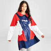 Fila Women's Harlow Long Wind Jacket