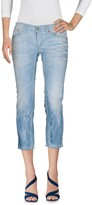 Dondup Denim capris - Item 42608977