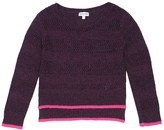 Splendid Little Girl Marled Sweater